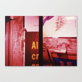 Posters, Urban Diptych Canvas Print