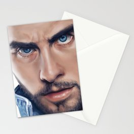 Jared Leto Stationery Cards