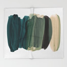 minimalism 8-1 Throw Blanket