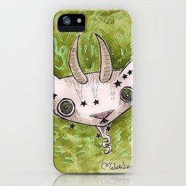 """Oro?"" Capricorn iPhone Case"