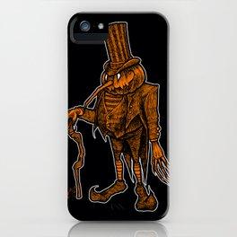 Autumn People 1 iPhone Case