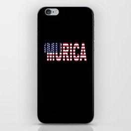 'Murica iPhone Skin