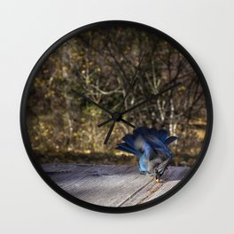 Going For It Wall Clock