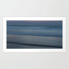 Infinite Silence Art Print
