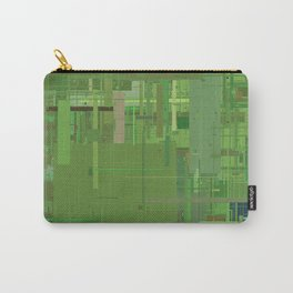 Series 11 - Oxidized Carry-All Pouch