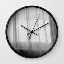 Rideau Pur Wall Clock