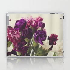 Carnations Laptop & iPad Skin