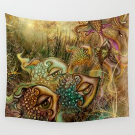 Metamorfosis/Metamorphosis Wall Tapestry