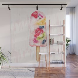 Popsicle - Naturally Fruity Wall Mural