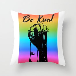 Spread Kindness Throw Pillow