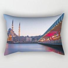 Istanbul Sunrise Rectangular Pillow