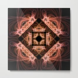 Dance of the Veils Metal Print