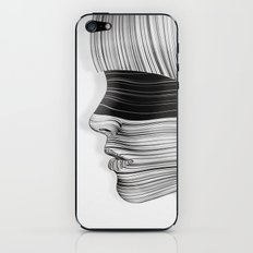 Lady Justice iPhone & iPod Skin
