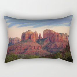 Moody Sedona View Rectangular Pillow