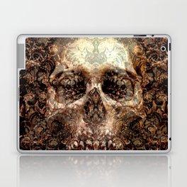 Expanding Skull Laptop & iPad Skin