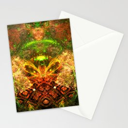 Extraterrestrial Palace 4 Stationery Cards