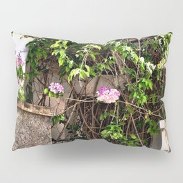 BUILDINGS AND BRAMBLE Pillow Sham