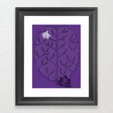 Memory Fades but the Love Remains Framed Art Print
