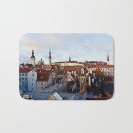 Tallinn, Estonia Bath Mat