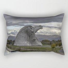 Strong. Rectangular Pillow