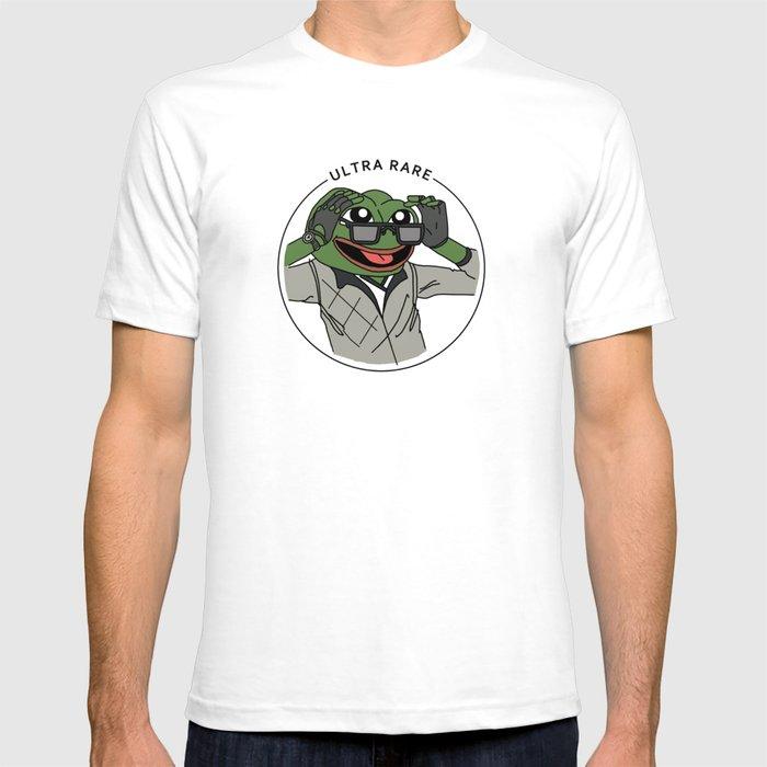 292df6454d ULTRA RARE PEPE DO NOT SHARE T-shirt by trustybot