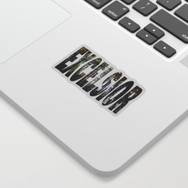 Excelsior - The Raven Cycle Sticker