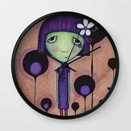 Miu Wall Clock