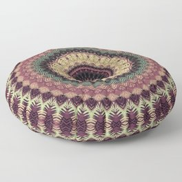 Mandala 273 Floor Pillow