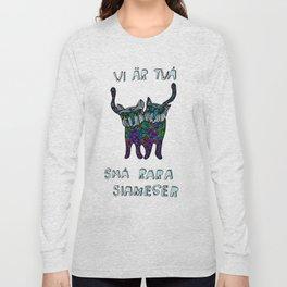 Rara siameser Long Sleeve T-shirt