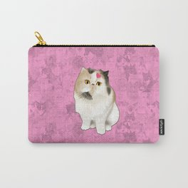 Cherry_the_flat_face_princess Carry-All Pouch