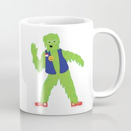 Scary Larry Coffee Mug
