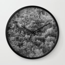 Nerves Wall Clock