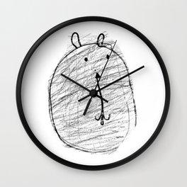 Cutie Dog Wall Clock