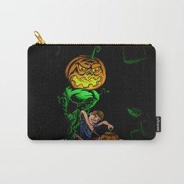 Pumpkin Head Carry-All Pouch