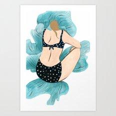 Mimi Hammer Art Print