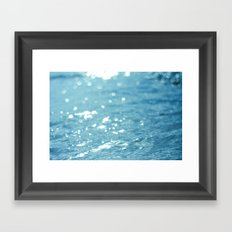 heavenly heavenly Framed Art Print