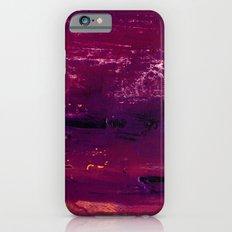 purple atmosphere iPhone 6s Slim Case