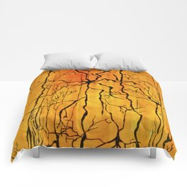 Neural Activity (An Ode to Cajal) Comforters