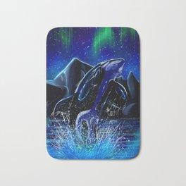 Moonlight Orca Bath Mat