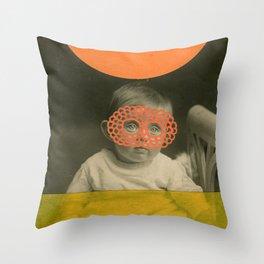 Uno, Nessuno, Centomila Mini Series 001 Throw Pillow