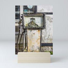 Derelict Pump Mini Art Print