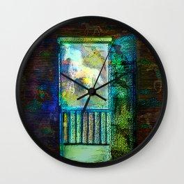 Horsey Dreams Wall Clock