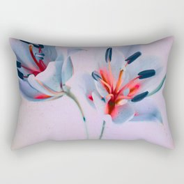 The flowers of my world Rectangular Pillow
