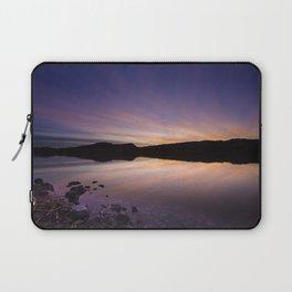 Pahranagat National Wildlife Refuge Sunset #2 Laptop Sleeve