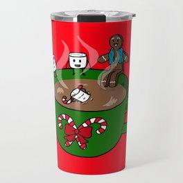 Relaxing Hot Cocoa Travel Mug
