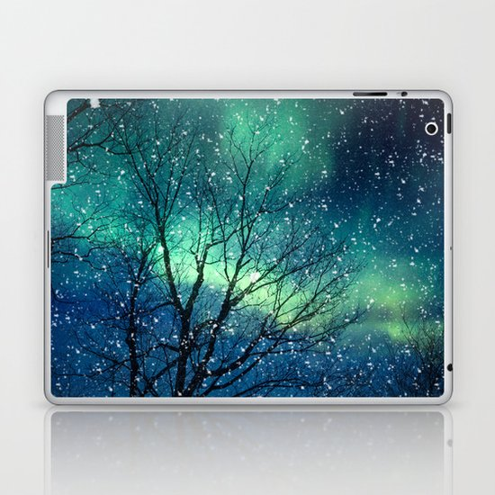 Aurora Borealis Northern Lights Laptop & iPad Skin