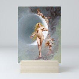 THE PLANET VENUS - LUIS RICARDO FALERO Mini Art Print