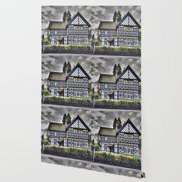 Tudor Home Wallpaper