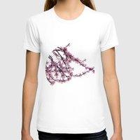 sakura T-shirts featuring sakura by MILDA HE