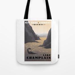 CPS: Lake Champlain Tote Bag